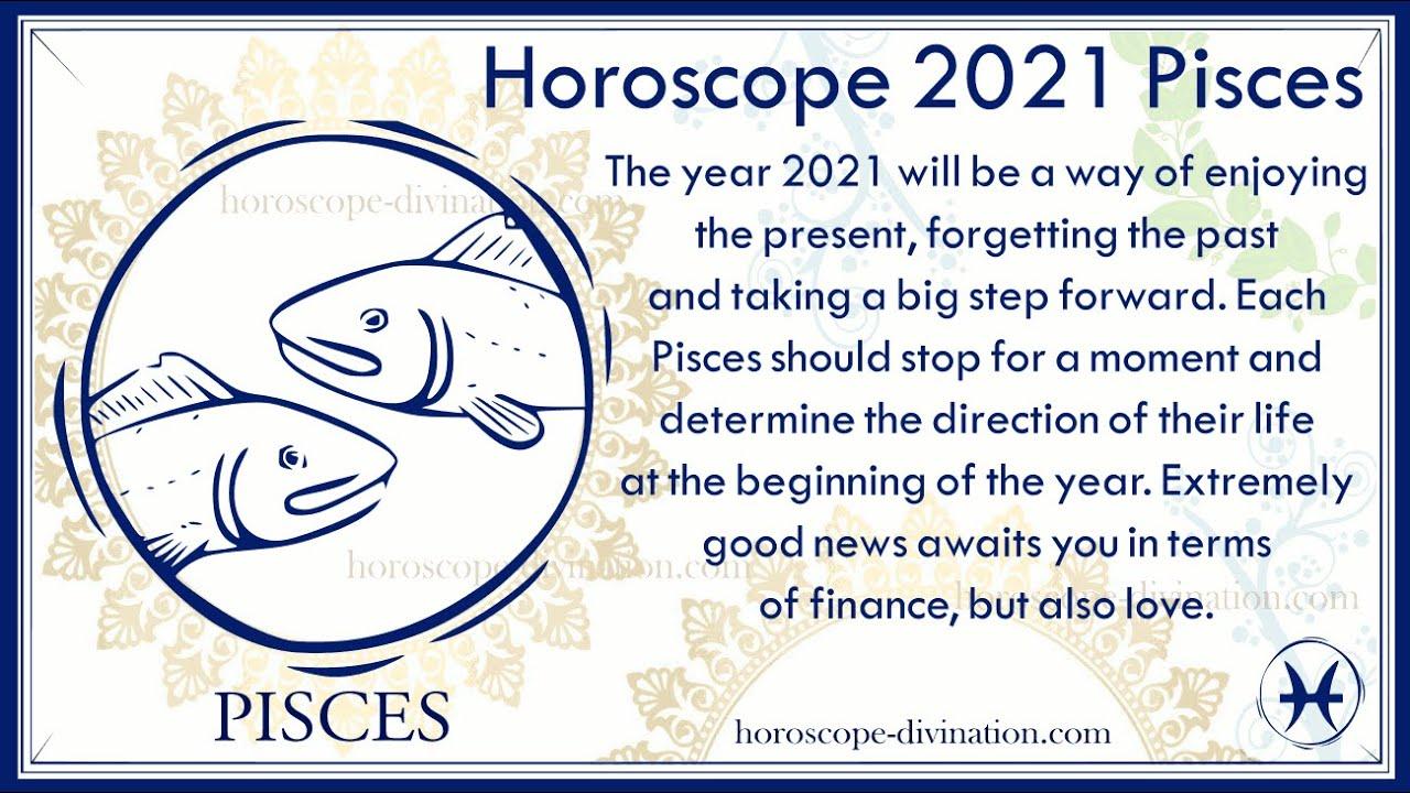 Pisces Career Horoscope 2021