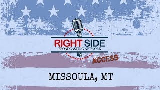 RSBN Crew Trump Rally Eve LIVE From Missoula, MT 10-17-18