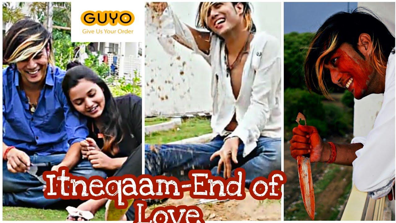 INTEQAAM   END OF LOVE  (TIWSTED STORY) BASED ON TRUE STORY - FT. ANSHIKA BRAMHE , GAURAV SHUKLA