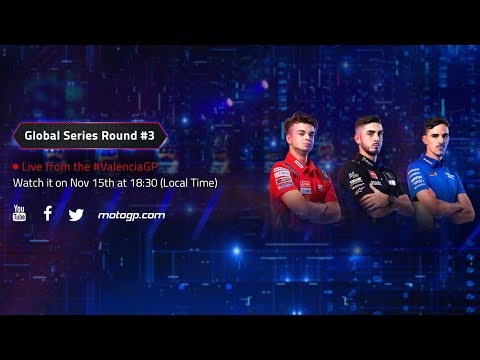 LIVE 📡: MotoGP eSport Global Series Round 3