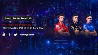 LIVE 📡: MotoGP eSport Global Series Round 3