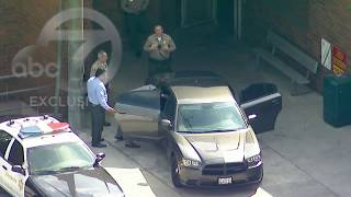 RAW VIDEO: Nipsey Hussle suspect escorted by law enforcement after arrest - PERP WALK | ABC7