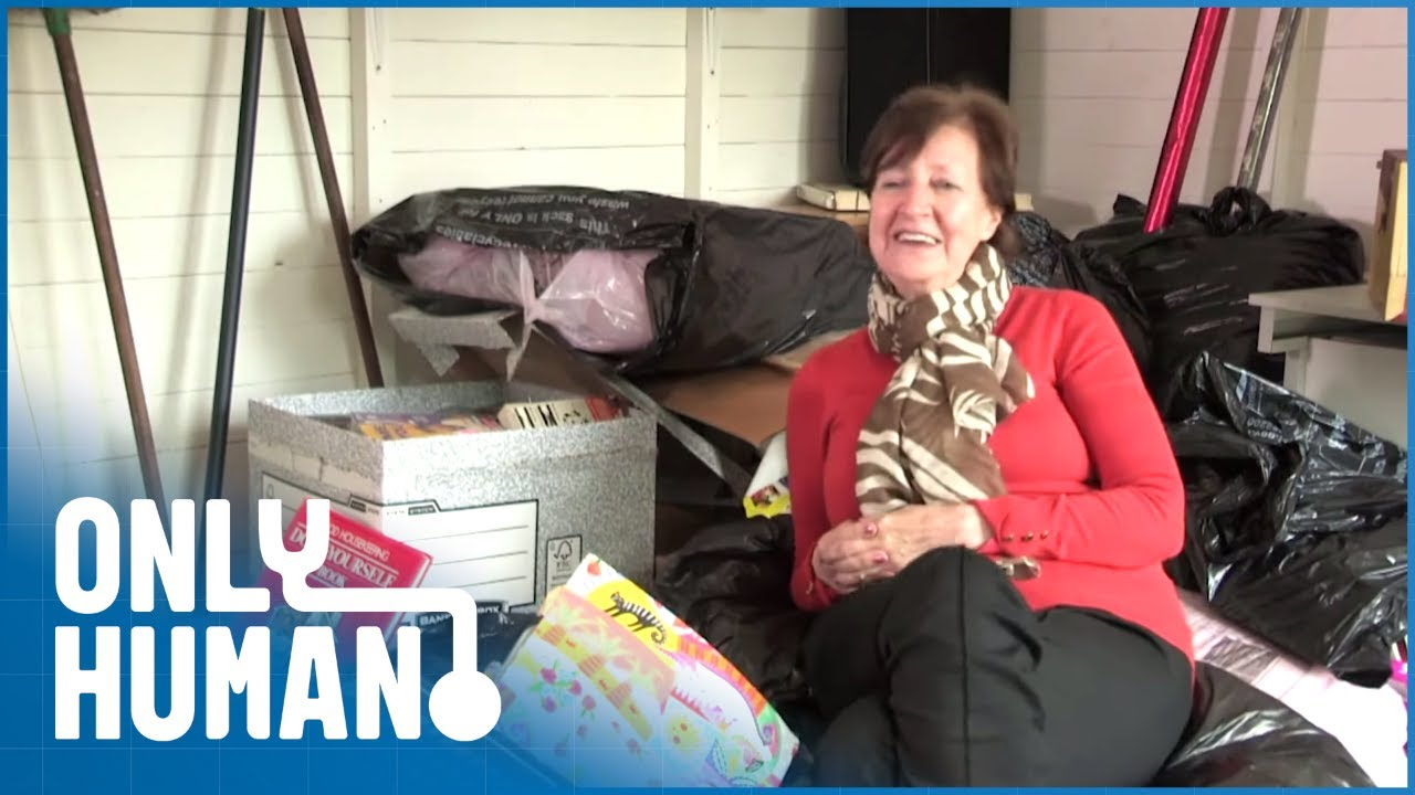 'I Don't Want To Live Like This' | Hoarders SOS S1 Ep6 | Only Human