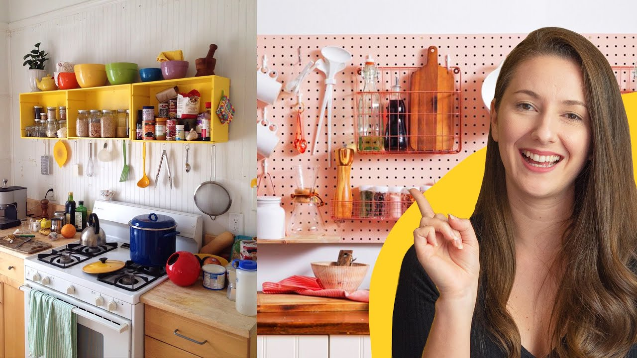 10 Móveis para Cozinha BARATOS e FÁCEIS DE FAZER