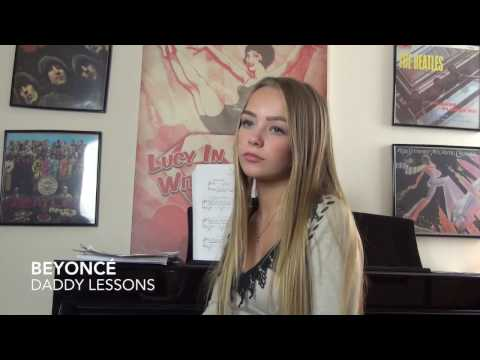 Beyoncé - Daddy Lessons - Connie Talbot