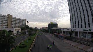 Caminata de conasevi en san salvador EL SALVADOR.