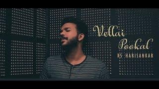 Vellai Pookal | Kannathil Muthamittal | KS Harisankar | Cover Version