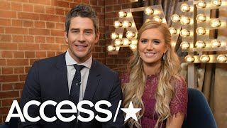 'The Bachelor's' Arie Luyendyk Jr. & Fiancée Lauren Burnham Set A Wedding Date