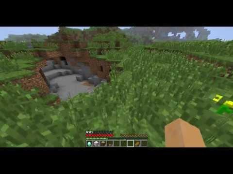 прохождение игры Minecraft 1.5.2(часть 1)