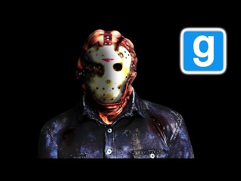 GMod Friday the 13th: Jason Voorhees is here.