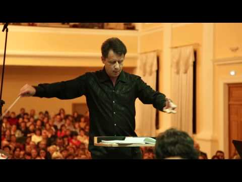Pavel Gershtein conducts 6th Symphony of P.Tchaikovsky