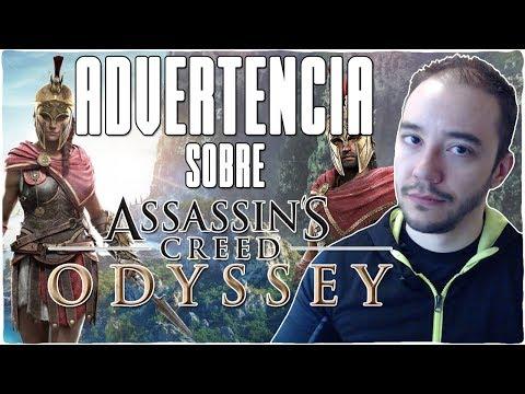 Advertencia sobre ASSASSIN'S CREED ODYSSEY