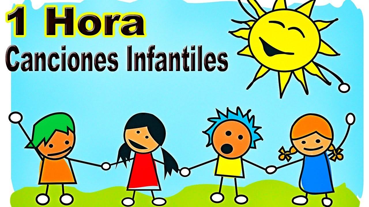 1 Hora ♫ Canciones Infantiles ♫ Videos Educativos para Niños ♫ Melodías para aprender Lunacreciente