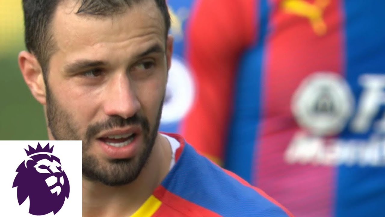 Luka Milivojevic, Crystal Palace score off late free kick v. Man City   Premier League   NBC Sports