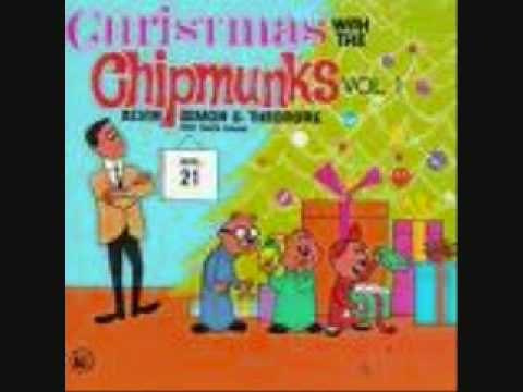 Alvin and The Chipmunks-Christmas Song - YouTube