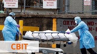 В мире уже почти миллион больных коронавирусом. В Китае состоялась повторная вспышка эпидемии
