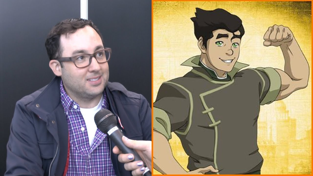legend of korra 39 s bolin interview with voice actor pj byrne at nycc 2013 youtube. Black Bedroom Furniture Sets. Home Design Ideas