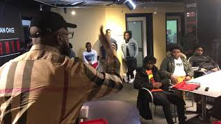 Rickey Smiley Gives Advice To Teens At The Crossroads