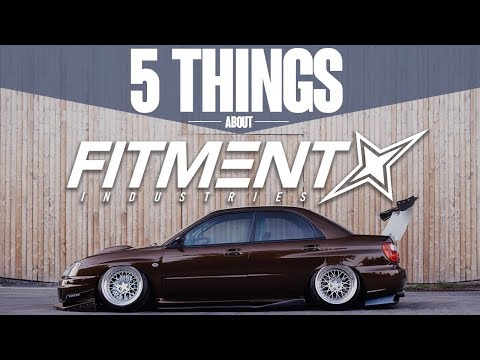 5 Things You Didn't Know About Fitment Industries