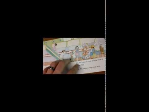 Children's Book Read Aloud - Mr. Fin's Trip