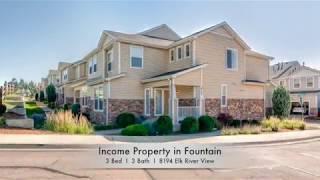 8194 Elk River View, Fountain, CO 80817, MLS: 2571418