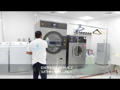 Laundry and Dry Cleaning Services in Dubai _ Steam n Stitch