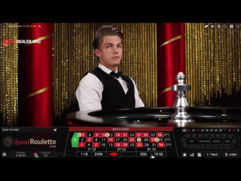 Live Speed Roulette from Evolution from YouTube · High Definition · Duration:  2 minutes 43 seconds  · 1000+ views · uploaded on 20/03/2017 · uploaded by Livedealer.org