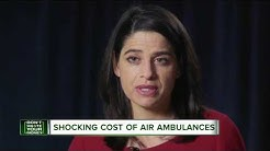 Shocking cost of air ambulances