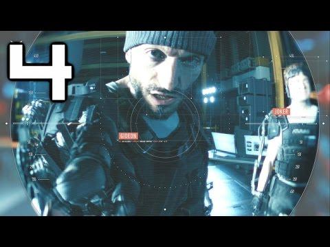 [Part 4] Call of Duty Advanced Warfare Walkthrough Gameplay (Advanced Warfare) (Let's Play)