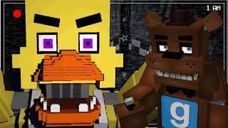 Five Nights at Freddy's Minecraft Animated! (Minecraft Animation)
