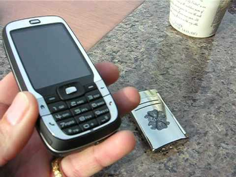Video of HTC S710 Cell Phone Features.