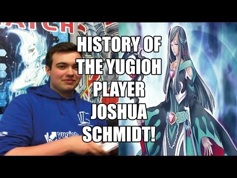 History Of The Yu-Gi-Oh! Player Episode 3 - Joshua Schmidt (Complexity Card Gaming)