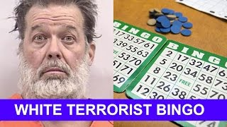White Terrorist Bingo: Planned Parenthood Edition
