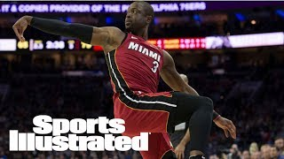 Dwyane Wade Rises On NBA Playoff Scoring List Vs His All-Time Rank | SI NOW | Sports Illustrated