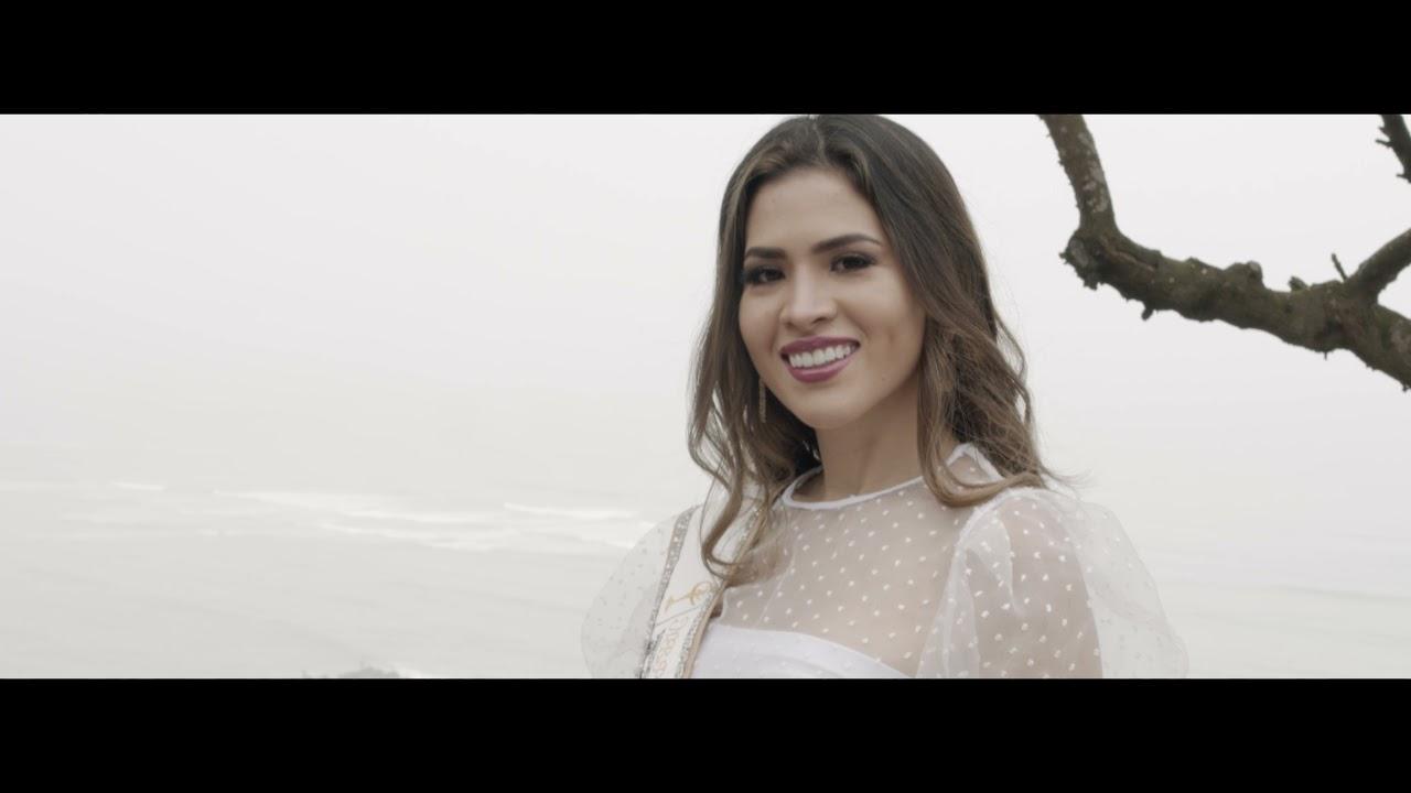Miss Intercontinental Peru 2021 Leonela López Castillo