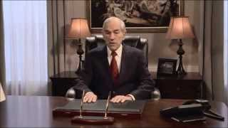 Ron Paul speaks out! Economic Collapse is Happening Now! Protect Yourself!!!