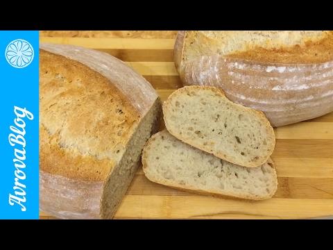 Вопрос: Как приготовить хлеб на закваске?