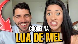 NOSSA LUA DE MEL !  🙊