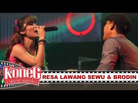 KONEG LIQUID feat Resa Lawang Sewu & Brodin - TRESNO WARANGGONO [ Liquid Cafe] [LIVE PERFORMANCE]