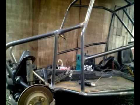 Construção de gaiola com motor AP 2.0
