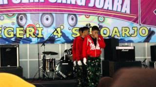 Dance Smpn 4 Sidoarjo