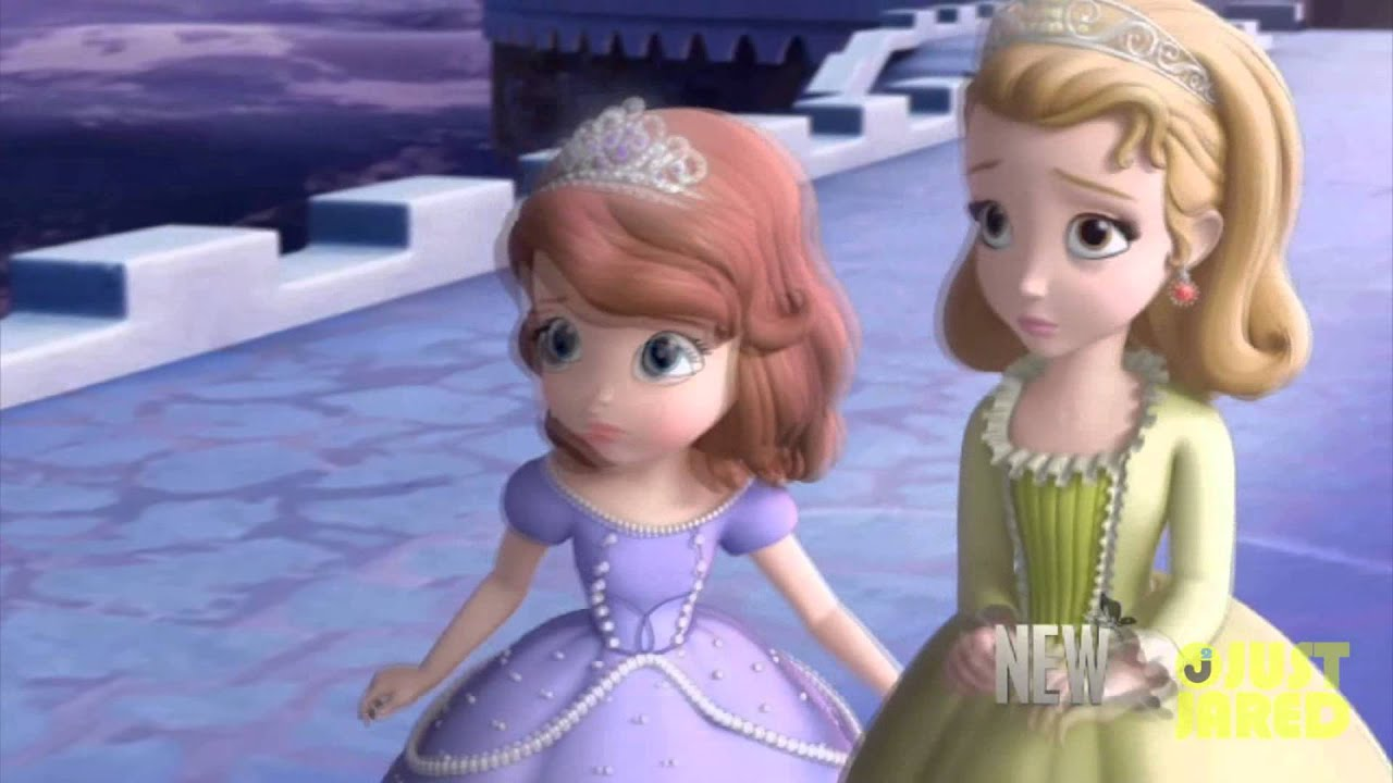 Sofia the first princess ivy
