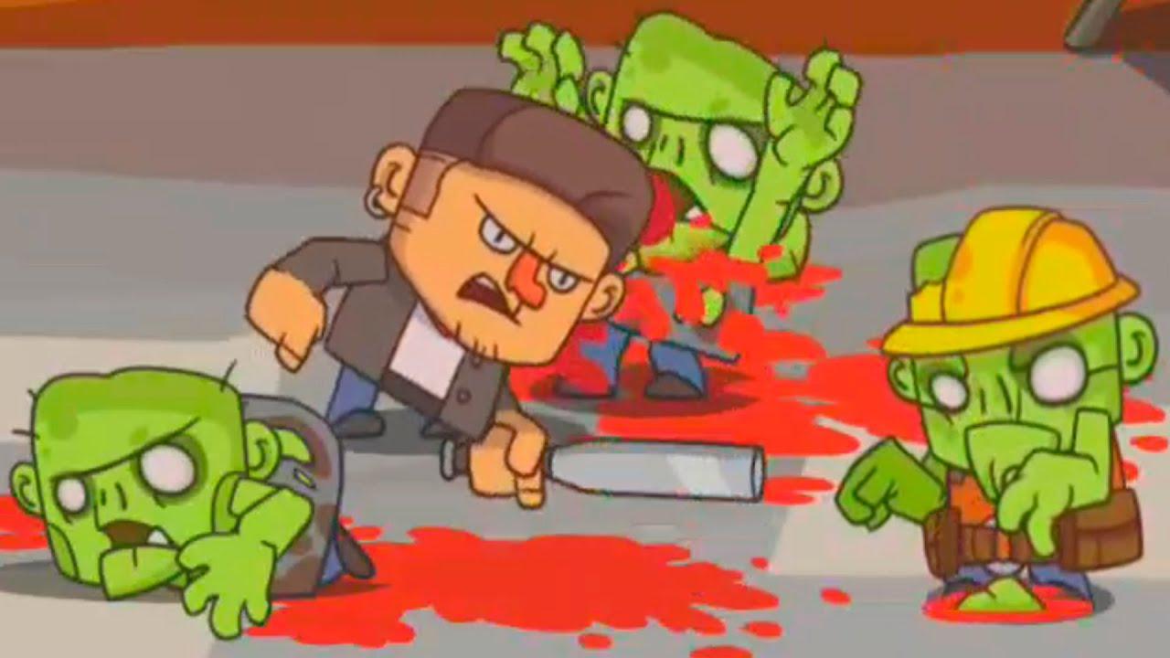 Zombie Defense 2 - Gameplay Walkthrough