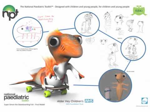 Alder Hey Childrens Hospital National Paediatric Toolkit presentation at the MPOC Conference 2009