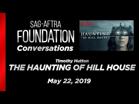 Conversations with Timothy Hutton of THE HAUNTING OF HILL ...