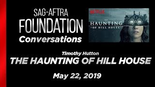 Conversations with Timothy Hutton of THE HAUNTING OF HILL HOUSE