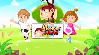 Bài 1 - Bé học Tiếng Anh cùng Monkey Junior - Các con vật yêu thích
