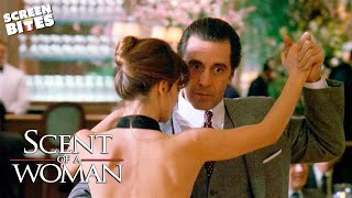 Scent of a Woman - Al Pacino Tango scene OFFICIAL HD VIDEO