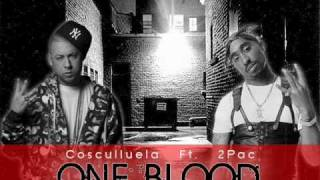 Cosculluela Ft. 2Pac - One Blood (Remix) (Prod. By Gino Bno)