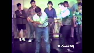 Watch Steve Carell in His Second City Graduation Show